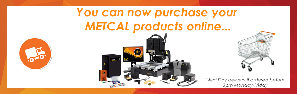 Metcal Purchasing Online