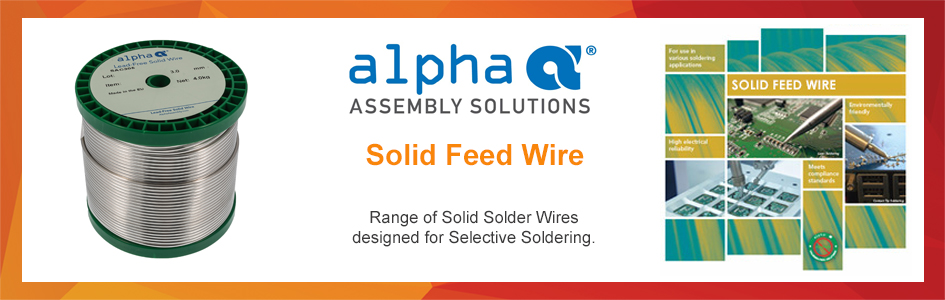 Solid Feed wire