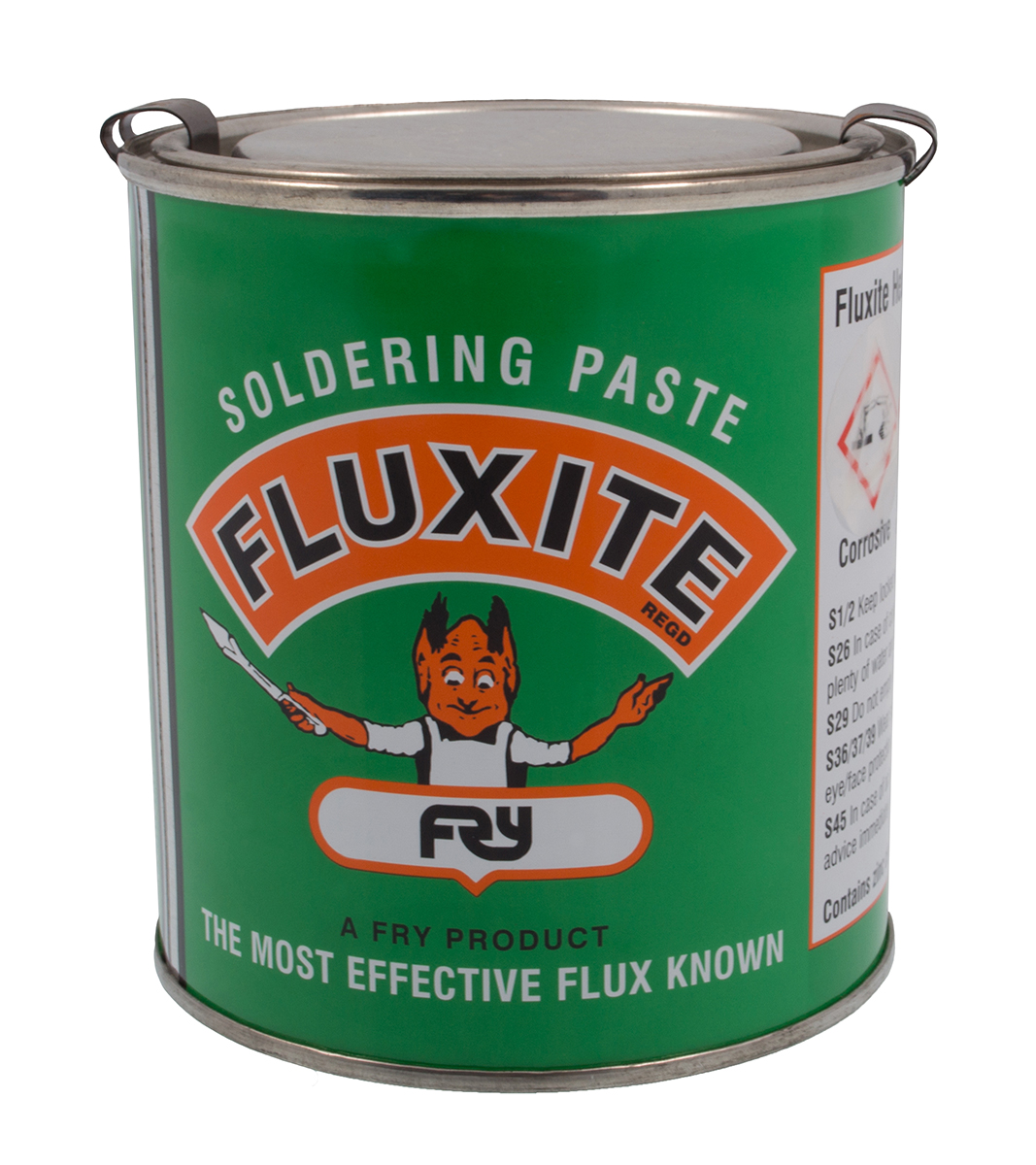 Fry Fluxite Soldering Paste The Solder Connection