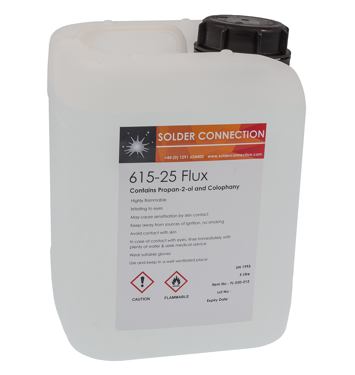 Alpha Metals | RMA 615 Series - Wave Solder Flux | The Solder Connection