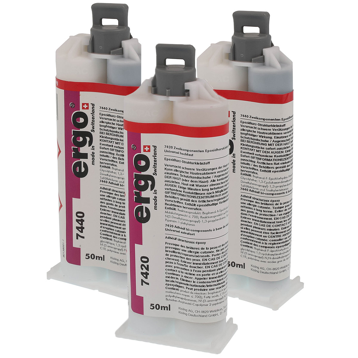 Epoxy Based Structural Adhesives