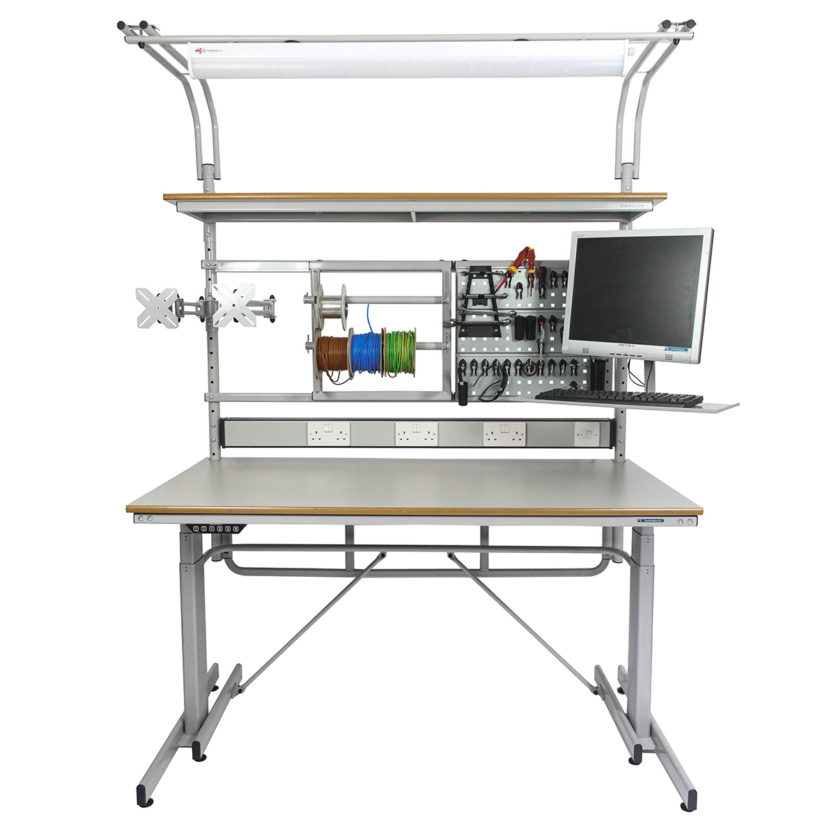 Electronic Height Adjustable Bench