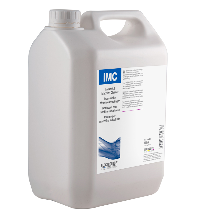 IMC - Industrial Machine Cleaner