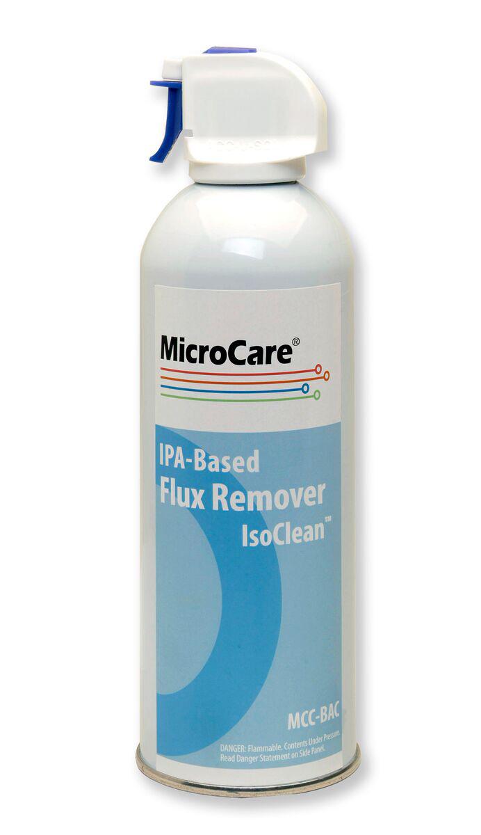 IsoClean IPA Based Flux Remover