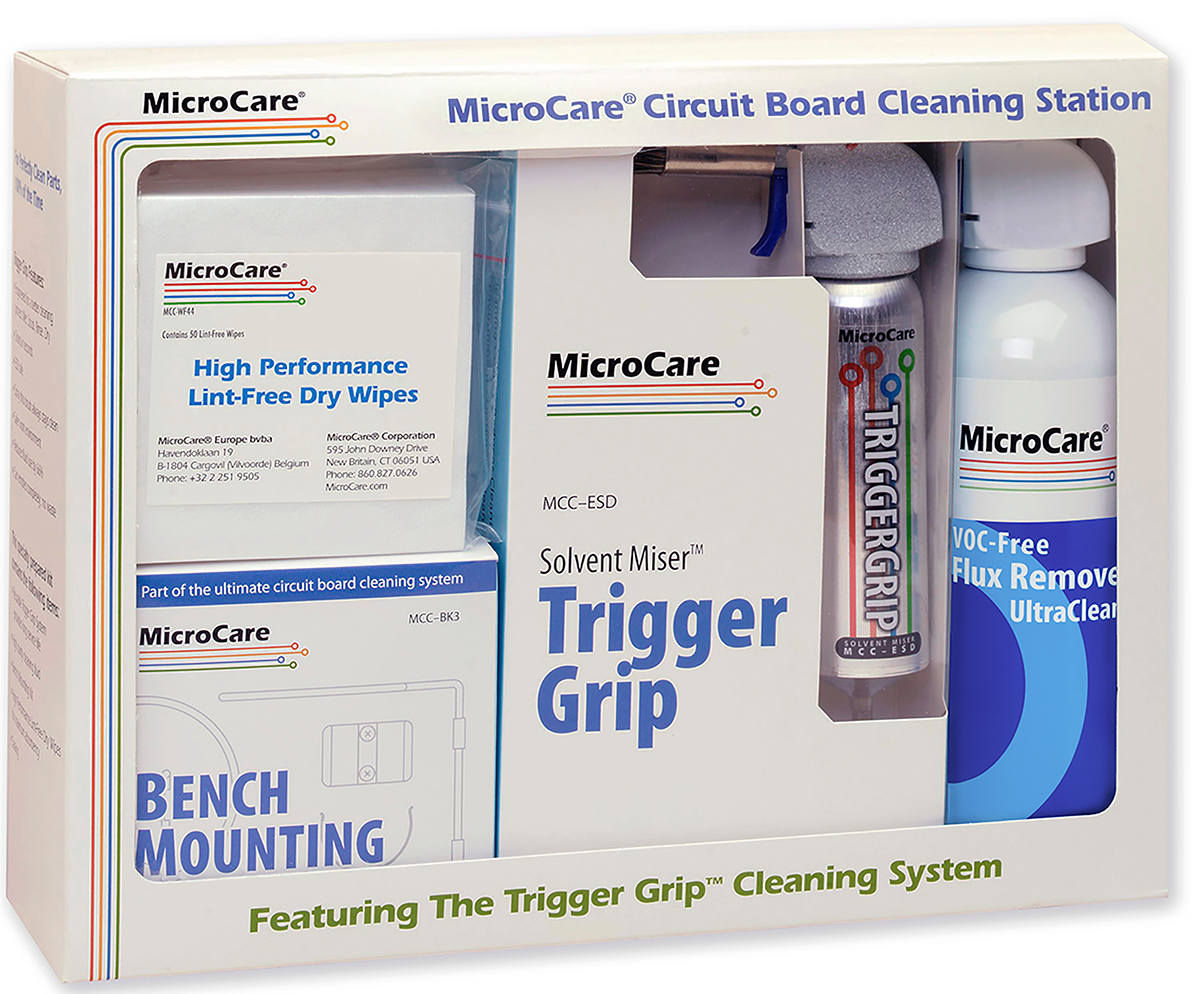 MicroCare Circuit Board Cleaning Station
