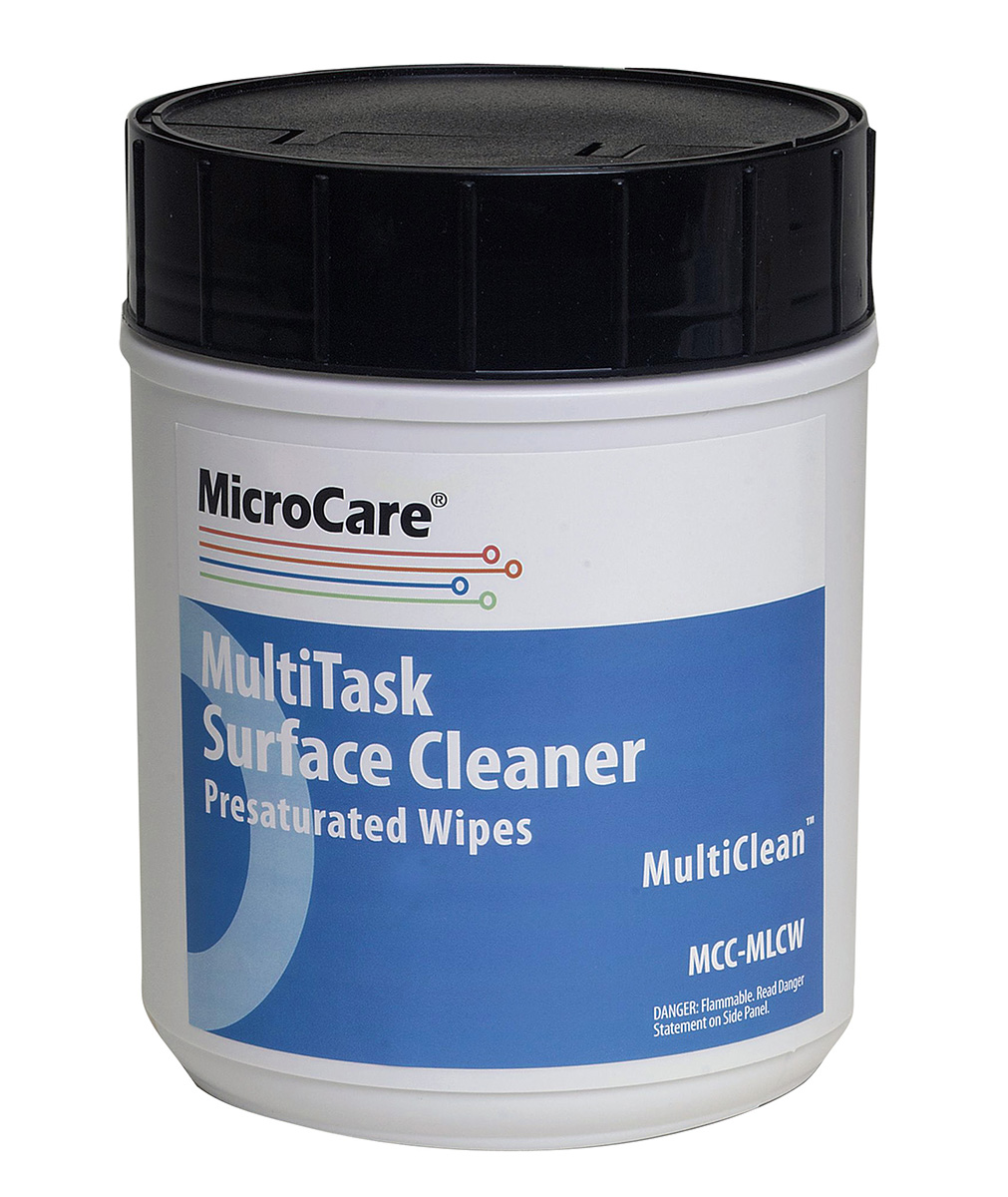 MicroCare MultiTask Surface Wipes