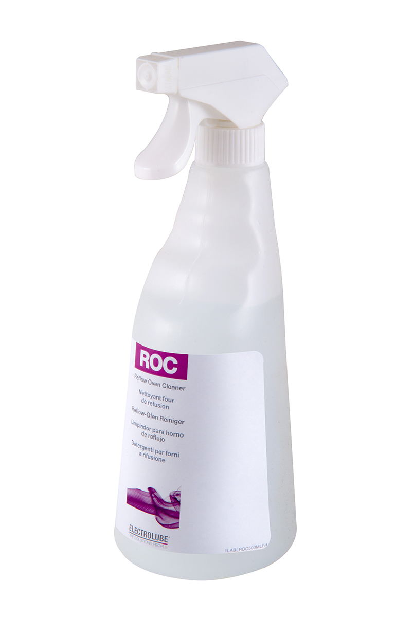 ROC Reflow Oven Cleaner