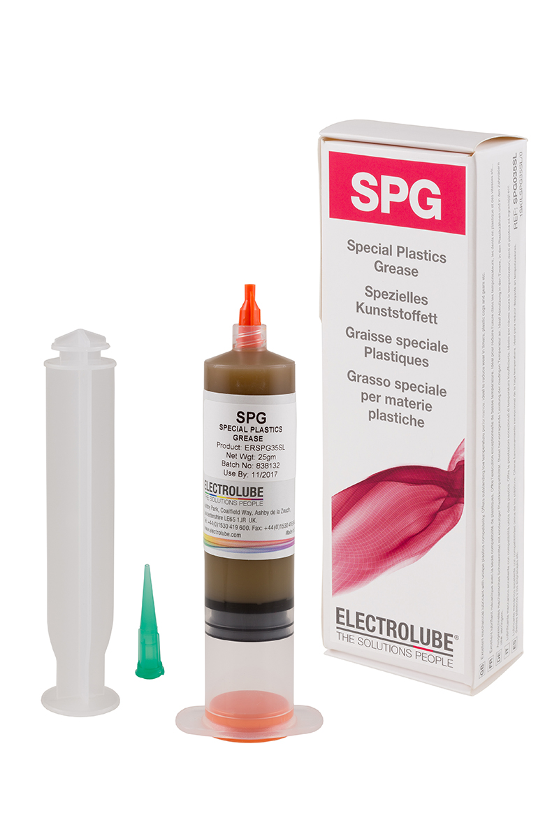 Special Plastics Grease - SPG