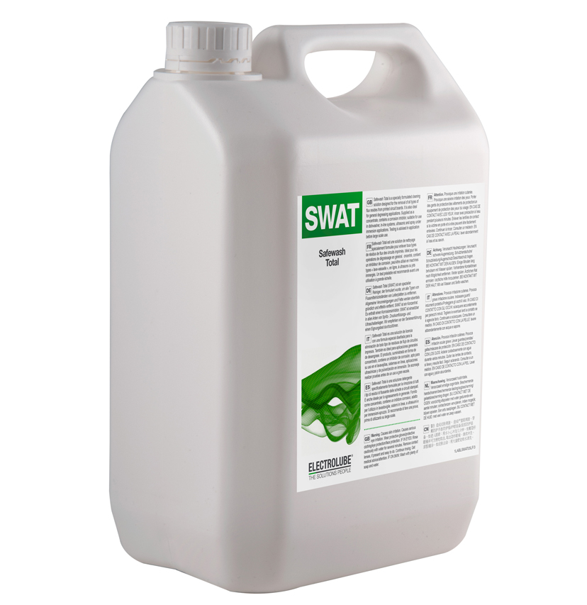 SafeWash T SWAT