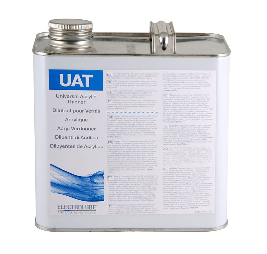 Universal Acrylic Thinners UAT