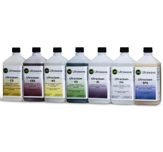 Ultraclean Detergent Sample Pack