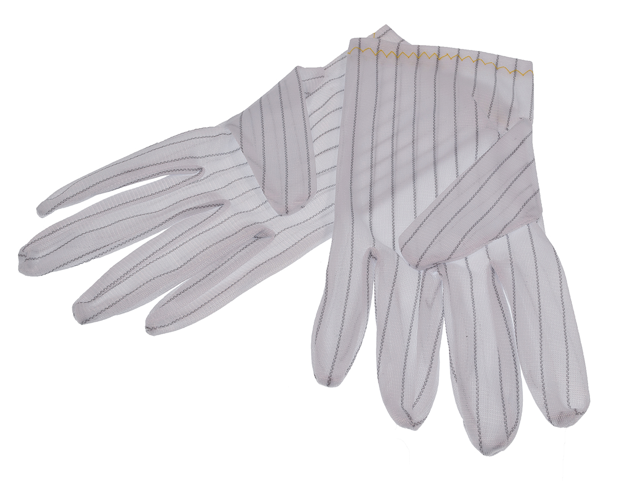 ESD Gloves - Uncoated (S)