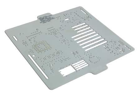 Component Inspection Stencil