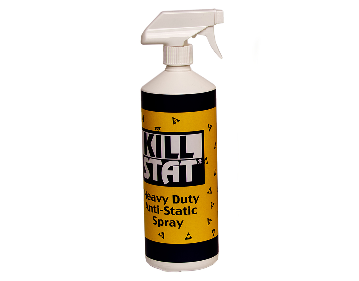bondline killstat heavy duty anti static spray the. Black Bedroom Furniture Sets. Home Design Ideas